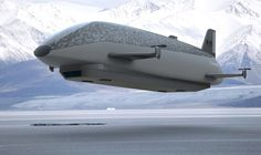 ALERT military airship concept – New generation of dirigibles