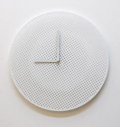 The Unformed Clock by Mike + Maaike