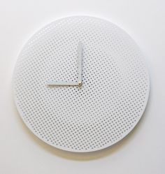 The Unformed Clock by Mike + Maaike