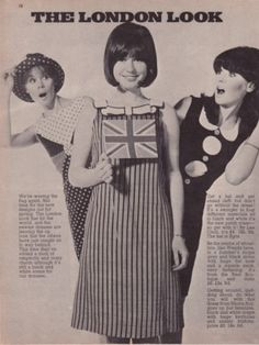 The London Look #60s #fashion