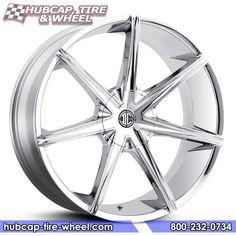 2Crave No.29 Chrome Wheels & Rims