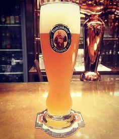 Franziskaner Weissbier. 2015年の飲み納め #beer #germanbeer