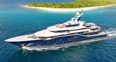 Lürssen Yachts | Solandge