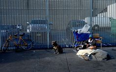 Why the homeless might be especially vulnerable to police violence -Experts cite mental illness and criminalization of homelessness as factors contributing to greater danger - March 2, 2015