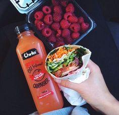 food, fruit, and healthy image - Health Food Think Food, I Love Food, Good Food, Yummy Food, Tasty, Yummy Treats, Healthy Snacks, Healthy Eating, Healthy Recipes
