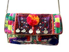 Kaachhch Love Clutch #Bohemian #Vibes #Bag #Clutch #Colours #Colors