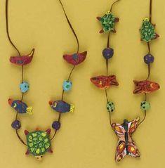 Native American Story Necklace :: finecraftguild.com