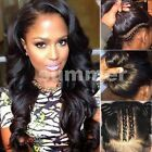 Baby hair: Pre plucked natural hairline with baby hair to make sure natural looking. Lace Front Wigs, Lace Wigs, Box Braids Bun, Loose Waves, Lace Frontal, Hairline, Silk Top, Usa, Hair Styles