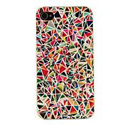 PC Multicolor Geometry Pattern Hard Case for ... – USD $ 4.99