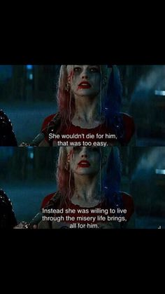 Harley and The Joker!