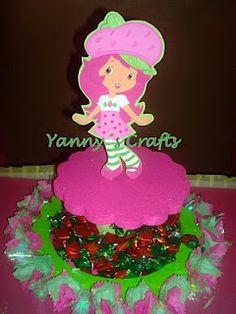 Yanny´s Crafts: Frutillita