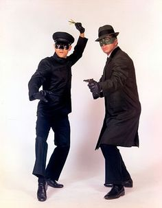 The Green Hornet (1966) Photos with Bruce Lee (Kato), Van Williams (The Green Hornet).