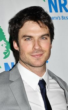 Ian Somerhalder Spends a Charitable Night Out and Shares a New Green Effort, via