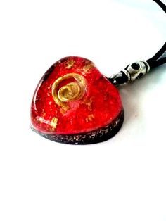 Red Halloween Moon by Oxy on Etsy