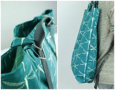 Srta.Pizpiretta: DIY Tutorial Bolso-Mochila en 20 minutos. Backpack Tutorial, Diy Backpack, Backpack Pattern, Diy Tote Bag, Wallet Tutorial, Diy Tutorial, Mochila Tote, Mochila Tutorial, Mochila Adidas