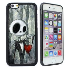 The Nightmare Before Christmas Case Cover for iPhone 4s 5 5S SE 5C 6 6S Plus  #UnbrandedGeneric