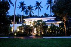 Luxury 3-Bed Pool Villa in Exclusive Beachfront Estate  --- from 495$ per night ---  Koh Samui Luxury Real Estate