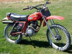 Honda XR 185 R