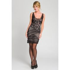 All Laced Up Dress, found on polyvore.com