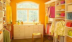 want a dresser like this for in front of the window in closet. perfect for doing makeup.