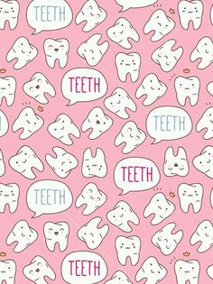 Dental Teeth Wallpaper teeth, we heart it and wallpapers on pinterest