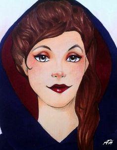Victorian por Anabel-Hidalgo - Retratos | Dibujando.net
