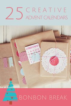 Our favorite advent