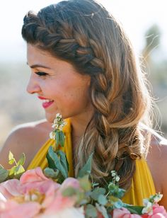 braided hairstyles for natural hair Braided Hairstyles For Wedding, Loose Hairstyles, Bridal Hairstyles, Natural Hair Styles, Short Hair Styles, Top Braid, Wedding Braids, Special Occasion Hairstyles, Beautiful Braids