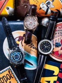 7 хронографов, идеальных в путешествии | GQ