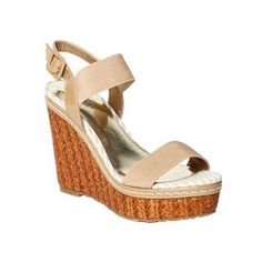 Tapia Wedge Camel by Charles by Charles David H&m Shoes, Shoe Boots, Crazy Shoes, Tech Accessories, Heeled Boots, Espadrilles, High Heels, Footwear, Wedges
