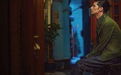 Tae Eun Bang para Men's Folio Singapur por Choi Yong Bin
