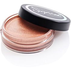 Sigma Brilliant Shimmer Cream ($20) ❤ liked on Polyvore featuring beauty products, makeup and beauty
