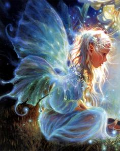 "Angel Art.  Repinned by An Angel's Touch, LLC, d/b/a WCF Commercial Green Cleaning Co. ""Denver's Property Cleaning Specialists"" http://www.angelsgreencleaning.net"
