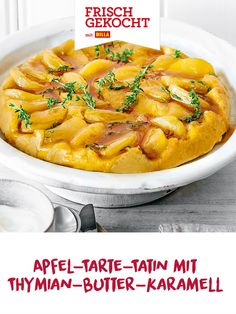 Butter, Sweet Tooth, Food And Drink, Meat, Cooking, Tarte Tatin, Baked Goods, Food Food, Caramel