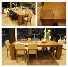 M15 - TABLES - Devina Nais #salonedelmobile   WOODEN TABLE DESIGN ...