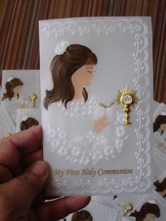 estampa de primera comunion , first communion , papel pergamino 180gr.,tizas pastel diamantina,pintura acrilicos repujado a mano,pintado a mano