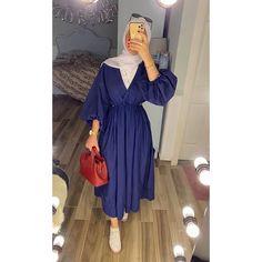 Hijab Fashion Summer, Modest Fashion Hijab, Abaya Fashion, Fashion Outfits, Hijab Trends, Cute Skirt Outfits, Muslim Women Fashion, Hijab Fashion Inspiration, Dress Shirts For Women