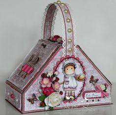 una pequeña cesta - Blog feutrinesetpiqueaiguilles