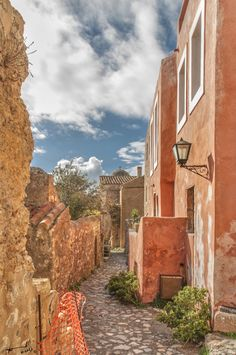Urban in Monemvasia :) by Michail Christodoulopoulos Monemvasia Greece, Corinth Canal, Greek Sea, House By The Sea, Outside World, In Ancient Times, Athens Greece, What A Wonderful World, Urban Landscape