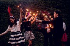 Black & Gold NYE wedding: a sparkling celebration!