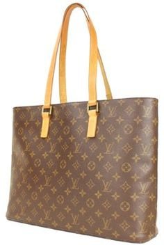 Louis Vuitton (*trusted Tradesy Seller*) Luco Monogram Tote Bag. Get one of the hottest styles of the season! The Louis Vuitton (*trusted Tradesy Seller*) Luco Monogram Tote Bag is a top 10 member favorite on Tradesy. Save on yours before they're sold out!