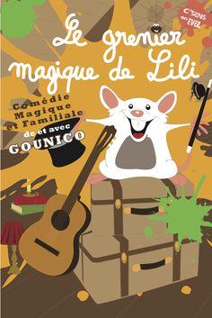 Le grenier magique de Lili, Châteauroux, Impasse des sablons, Jeudi 14 Avril 2016, 14h30