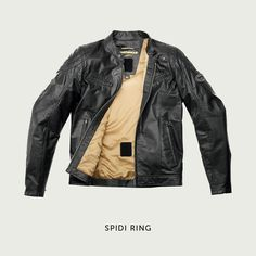 Italian style doesn't get much better than this. The $400 Spidi Ring is a crafted from relatively lightweight buffalo leather, with a soft and supple feel. Weighing in at only 1.7 kg (less than four pounds), it's ideal for urban riding and wearing off the bike. But with reinforced seams and trouser clips, it's more than just a fashion statement. You also get CE-approved elbow and shoulder protectors, and there's a pocket to add a back protector if you wish.