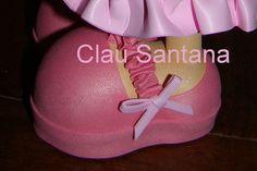 Como hacer zapatos para la fofucha 3d de goma eva