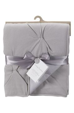 Baby comforter. Living Textile Pintuck Comforter available at #Nordstrom