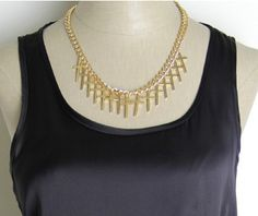 Fashion Glod Plated Necklace