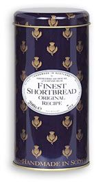 My favorite shortbread from Shortbread House of Edinburgh