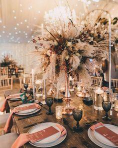 Wedding Aisle Decorations, Wedding Table Settings, Wedding Seating, Table Decorations, Wedding Hire, Wedding Ideas, Boho Wedding, Fall Wedding, Rustic Wedding
