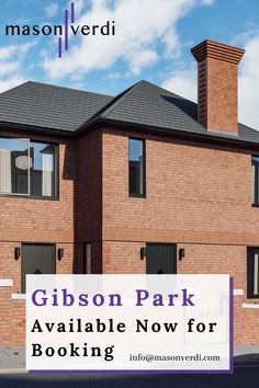 Gibson Park New Brighton is currently accessible for viewings and reservations! We at @masonverdi are so glad to have the option to speak to this site and genuinely feel this is perhaps the most energizing developments on the Wirral. Interest for this site is relied upon to be high and we feel that this is a welcome expansion to the market in a prime residential location. for more information contact our Liverpool office directly on 0151 372 0327. #liverpoolproperty #propertymarket. New Brighton, Estate Agents, Willis Tower, The Expanse, Liverpool, Real Estate, Park, Building, House