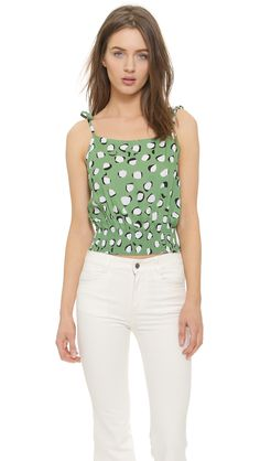 a vintage-looking top I'd love to wear this summer